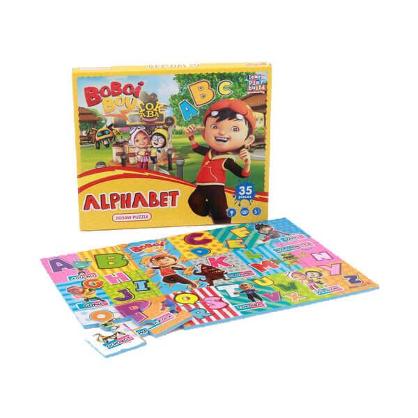 BBB 003 – Boboiboy ABC Jigsaw Puzzle