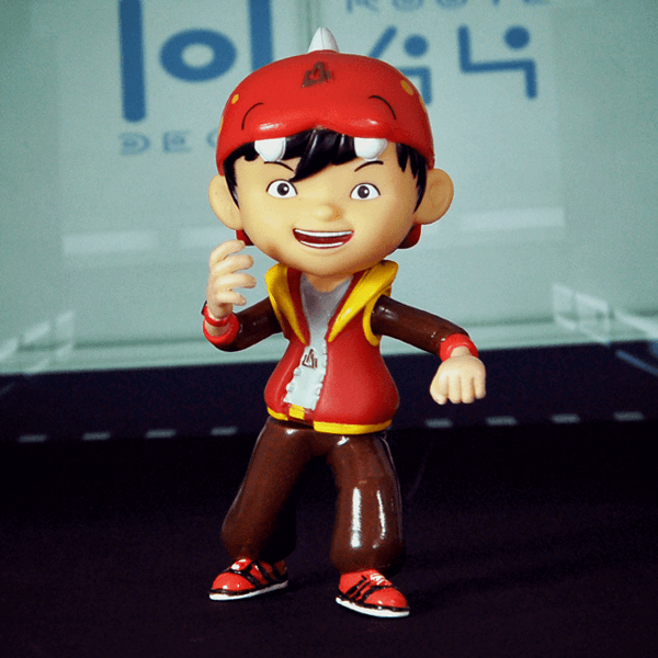 BoBoiBoy Earth