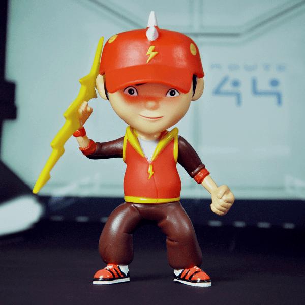 BoBoiBoy Lightning