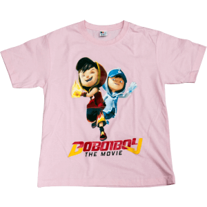 bbb movie kids t-shirt (LIMITED EDITION) - PINK