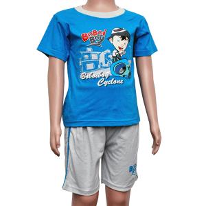 t-shirt 105 - blue