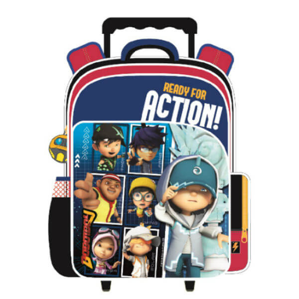Pre-School Trolley Bag