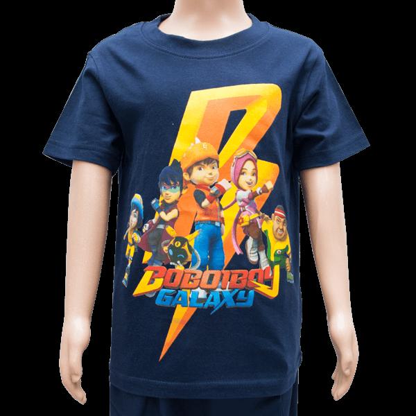 Kids T-Shirt BBB Galaxy (Dark Blue)