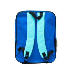 Blue Cyan Bag_Back
