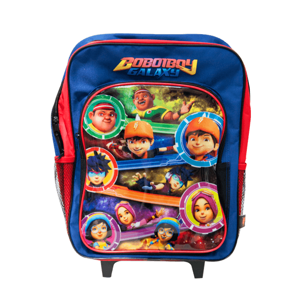 Trolley Bag – BoBoiBoy Galaxy