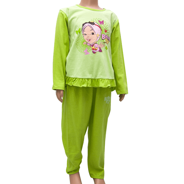 BGJ 101 – Pyjamas Set (Green)