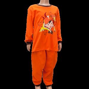 Orange Pyjamas