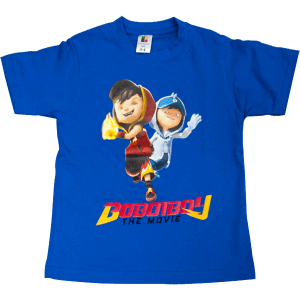 bbb movie kids t-shirt (LIMITED EDITION) - BLUE