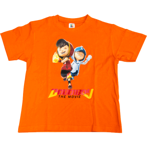 bbb movie kids t-shirt (LIMITED EDITION) - ORANGE
